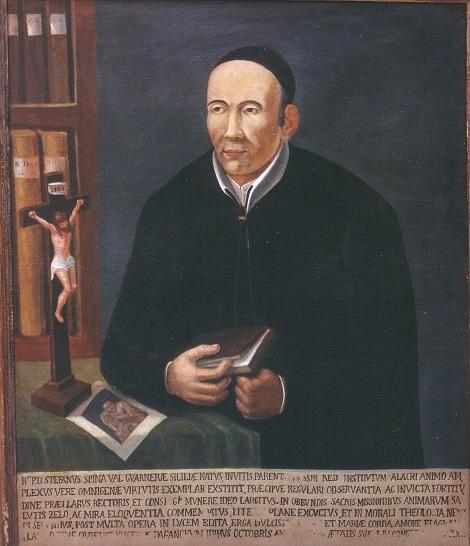 Ritratto del P. Stefano Spina, redentorista siciliano, dotato di belle qualità oratorie, ma forse di poco tatto relazionale, perché di zelo eccessivo, si fece poco amare.