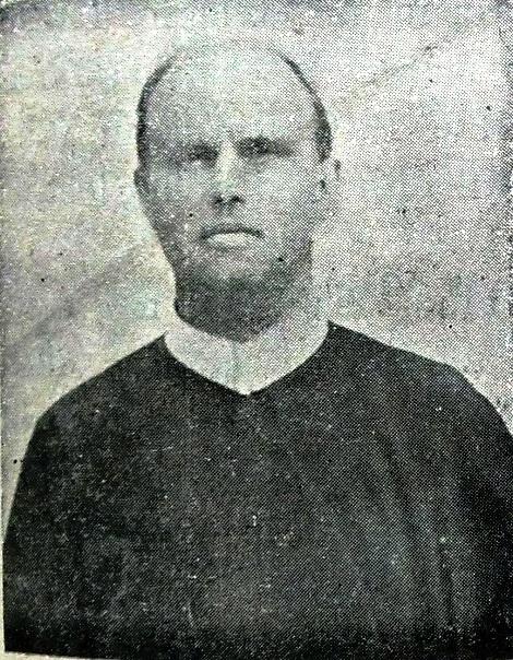 P. François Xavier Gestermann (1869-1922) Lussemburgo.