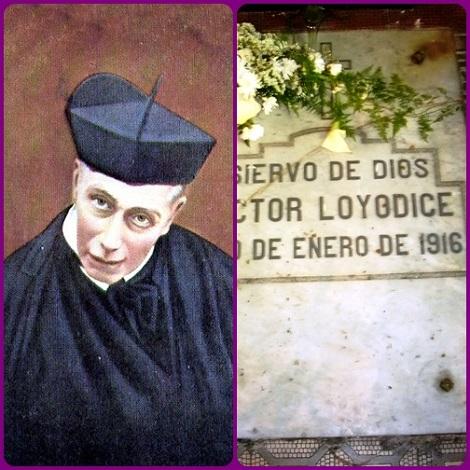 P. VittorioLojodice, originario di Corato, è chiamato il Patriarca dei Redentoristi nella Spagna; ebbe fama di Santo presso il popolo e anche presso diversi Vescovi. La sua vita fu davvero avventurosa e feconda. Mori a Montevideo nel 1916.