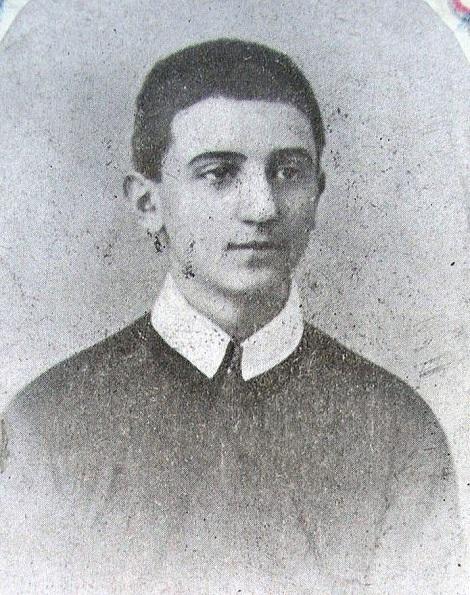 Il novizio redentorista Paolo Mastrorilli, originario di Napoli: splendo fiore dell'aiuola redentorista. Morto a soli 18 anni.