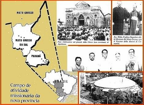 Il numero 72 documenta con testi e foto la nascita della nuova Provincia, il suo apostolato, le strutture di formazione e amministrative.