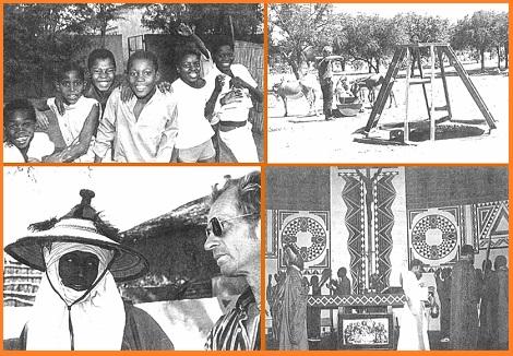 """Il numero 73 documenta con testi e foto la situazione dei Redentoristi in Africa, nella relazione uscita dalla Riunione del Segretariato """"Justitia et pax"""" del febbraio 1990."""
