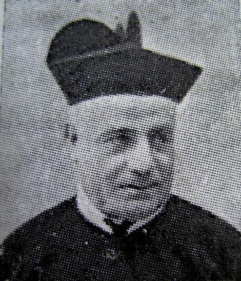 Rara immagine del redentorista P. Gennaro Giuliano, nativo di Napoli, che entrò in Congregazione da sacerdote; era buono e comprensivo con tutti ed incontrò l'universale benevolenza. Morì a Roma nel 1915.
