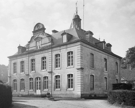 Goedenraad, Blockhuys (Olanda). Il Castello costruito nel 1764. La cittadina ha ospitato una Casa redentorista aperta nel 1912 e , chiusa nel 1919. Nel 1918 vi morì il giovane studente redentorista cileno Armando Rojas.