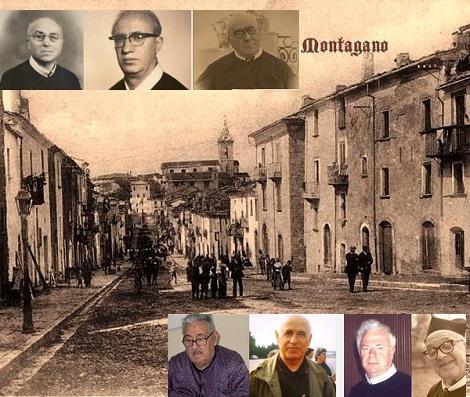 Montagano (CB) e i suoi Redentoristi: ben tre di essi portano il cognome Muccino; manca il P. Nicola Muccino, anch'egli nativo di Montagano; missionario in Spagna e in Italia. Morì a Teano nel 1932.