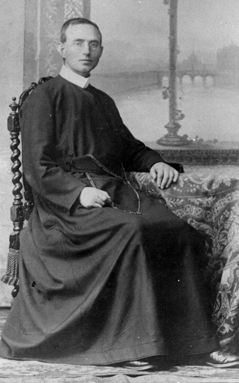 Il giovane Padre Patrick Murray eletto Rettore Maggiore nel 1909 a 45 anni, guidò l'Istituto redentorista fino al 1947, quando diede le dimissioni, ritirandosi in Irlanda do morì nel 1959.