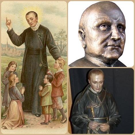 San Clemente Hofbauer - Il P. P. Joseph Puz fu attento discepolo di San Clemente, prendendo da lui alcune note caratteristiche, come il fare il catechismo ai bambini e alla gente di campagna. Morì nel 1842.