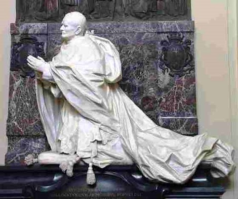 Monumento funebre al Cardinale Van Rossum in Wittem (Olanda). Grande e significativo è stato il contributo dato dal cardinale Van Rossum a Propaganda Fide. Sua priorità fu la formazione del clero indigeno delle missioni.