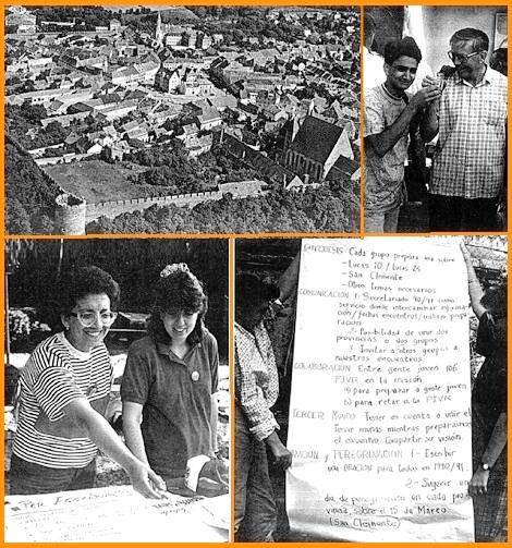 Il numero 77 documenta con testi e foto la riunione di Eggenburg 26-31 luglio 1990 di 72 giovani e 26 Redentoristi in preparazione all'incontro dei Giovani del 1991.