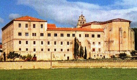 Casa redentorista di El Espino, Spagna. Il giovane Fratello Alphonse Louis Baud-Naly vi morì, cadendo da una impalcatura durante i lavori nel 1880.