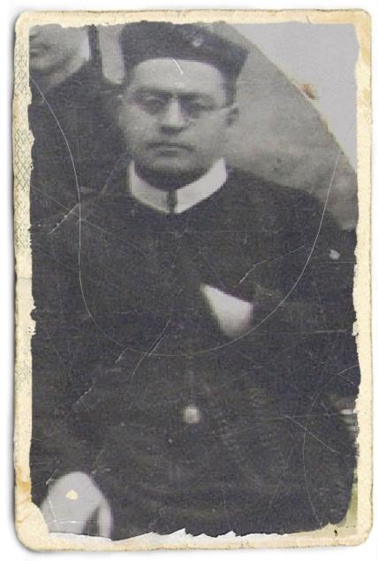 P. Natale Mercurio, redentorista nativo di Gragnano, morto a 51 anni di età, colpito da emorragia celebrale mentre viaggiava in treno. Ha lasciato indelebile ricordo di Missionario zelante.
