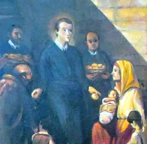 Fratello Charles Dumortier era buono, affabile, devoto e, come San Gerardo, amava distribuire il pane ai poveri rivolgendo loro ferventi esortazioni.