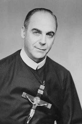 Il redentorista P. Albert Stoeckel (1910-2010) della Provincia di Toronto in Canada.