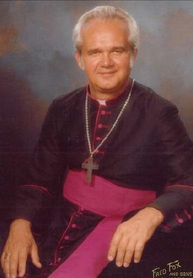 Il redentorista Mons. Alfredo Novak (19308-2014) della Provincia di Denver negli USA e Vescovo in Brasile.