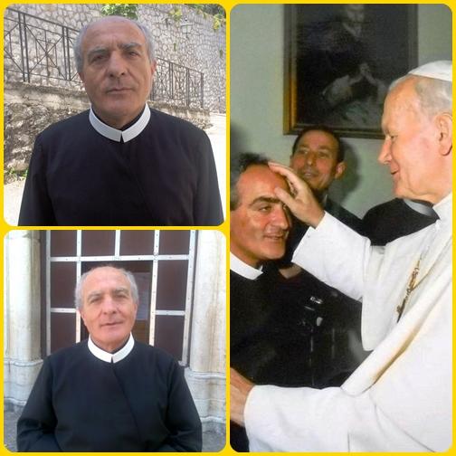 L'incontro con San Giovanni Paolo II e la gioia della vocazione redentorista.