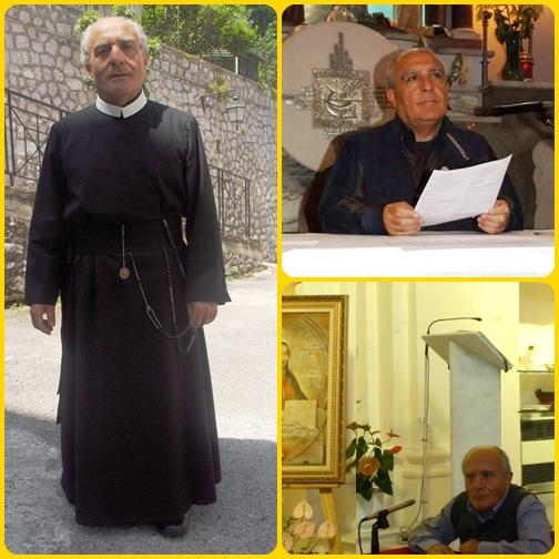 P. Saverio Santomassimo In azione missionaria.
