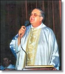 Il redentorista P. Miguel Ceschini (1952-2004) della Provincia di Campo Grande in Brasile, professore all'Accademia Alfonsiana in Roma.