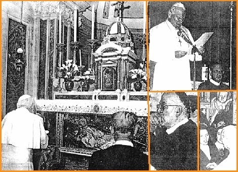 Il numero 79 documenta con testi e foto la visita Papa Giovanni Paolo II alla tomba di Sant'Alfonso; il suo discorso su S. Alfonso e la Morale; la visita al Museo.