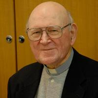 Il redentorista P. Armand Demontigny (1914-2012) della Provincia di Sainte-Anne-de-Beaupré in Canada.