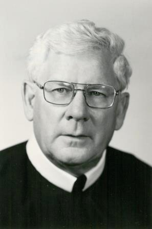 James Patterson, C.Ss.R
