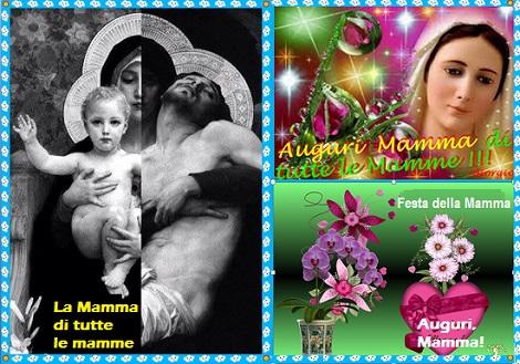 Maria è nostra Madre non secondo la carne, ma di amore: è il suo amore per noi che la fa diventare nostra Madre (S.Alfonso).