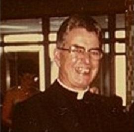 Il redentorista P. Seán O'Riordan, C.Ss.R. della Provincia di Dublino in Irlanda, professore all'Accademia Alfonsiana in Roma.