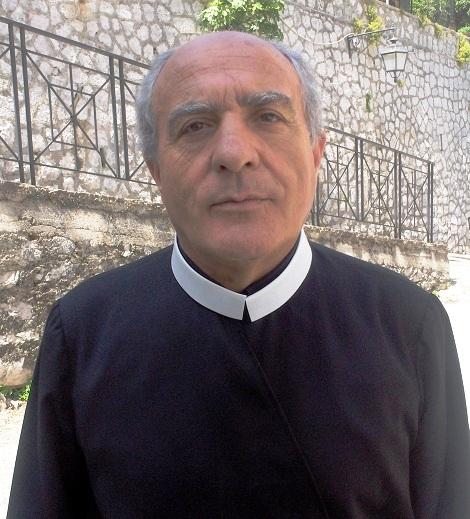 P. Saverio Santomassimo, redentorista originario di Pietrapertosa (PZ)