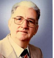 Il redentorista Fratello Élie Morin (1921-2014) della Provincia di Sainte-Anne-de-Beaupré in Canada.
