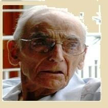 """Il redentorista P. Albert """"Otto"""" Stoeckel (1910-2010) della Provincia di Baltimora negli Stati Uniti."""
