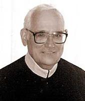 Il redentorista P. Alfred Sieradski (1922-2008) della Provincia di Baltimora negli Stati Uniti.