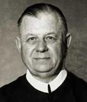 Foto = Il redentorista P. Andrew Skeabeck (1921-2007) della Provincia di Baltimora negli Stati Uniti.