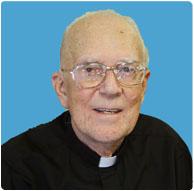 Il redentorista P. Arthur Mahoney (1923-2010) della Provincia di Baltimora negli Stati Uniti.