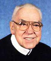 Il redentorista P. Charles Fehrenbach (1909-2006) della Provincia di Baltimora negli Stati Uniti.