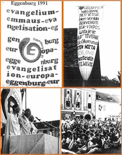 uesto numero 87 documenta in quattro pagine con testi e foto il Raduno di Pastorale Giovanile avvenuto ad Eggenburg (Austria) dal 4 al 9 agosto 1991