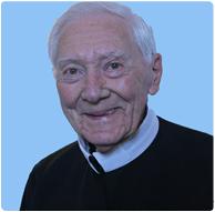 Il redentorista P. Edwin Gerard Foley (1921-2012) della Provincia di Baltimora negli Stati Uniti.