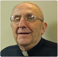 Il redentorista P. Francis Poux (1933-2012) della Provincia di Baltimora negli Stati Uniti.