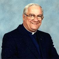 Il redentorista P. Joseph Morin (1923-2011) della Provincia di Sainte-Anne-de-Beaupré in Canada.