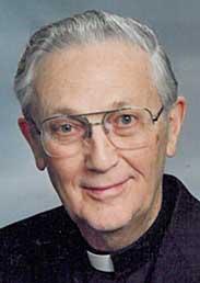 Il redentorista P. Walter Karrer (1920-2010) della Provincia di Saint Louis negli Stati Uniti.