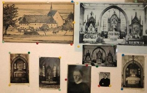 Bischenberg (Francia). Casa redentorista con i suoi ricordi. Qui morì nel 1859 il P. Philippe Werling.