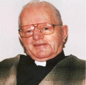 Il redentorista P. John Creaven (1922-2010) della Provincia di Baltimora negli Stati Uniti.