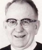 Il redentorista P. Gerard Kurek (1923-2007) della Provincia di Baltimora negli Stati Uniti.