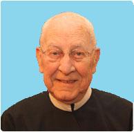 Il redentorista P. Gerard Schreiber (1928-2012) della Provincia di Baltimora negli Stati Uniti.
