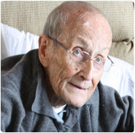 Il redentorista Fratello John Lawrence Gilbert  Hunter (1920-2010) della Provincia di Baltimora negli Stati Uniti.