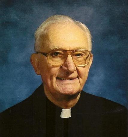 Il redentorista P. Herman Brinkmann (1928-2009) della Provincia di Baltimora negli Stati Uniti.