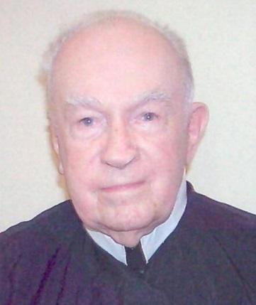 Il redentorista P. James Paul Lundy (1919-2014) della Provincia di Baltimora negli Stati Uniti.