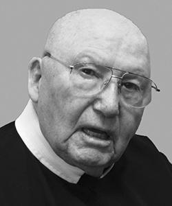 Il redentorista P. Jerome Andrew Murphy (1921-2015) della Provincia di Baltimora negli Stati Uniti.