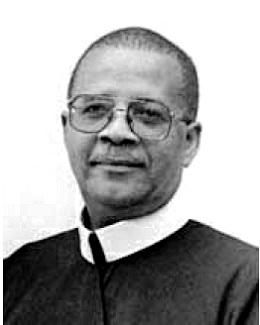 Il redentorista P. Jerome Anthony Moody (1946-2006) della Provincia di Baltimora negli Stati Uniti.