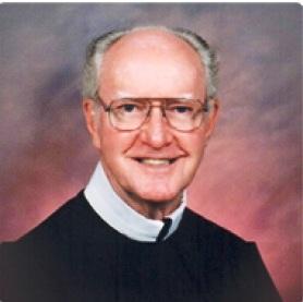 Il redentorista P. John Gerard Barry (1921-2012) della Provincia di Baltimora negli Stati Uniti.