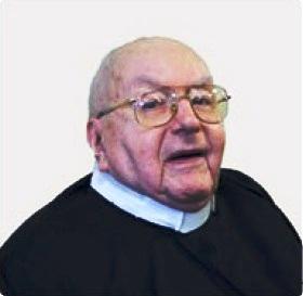 Il redentorista P. John Joseph Salamon (1919-2013) della Provincia di Baltimora negli Stati Uniti.