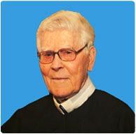 Il redentorista P. John Virgil Caskey (1917-2011) della Provincia di Baltimora negli Stati Uniti.